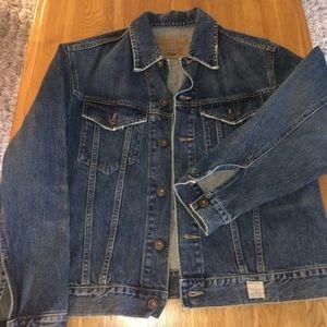 Men's A&F Jean jacket